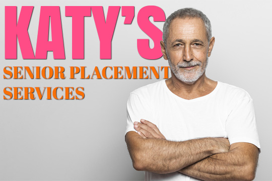 Katy's Senior Placement Services Stand out
