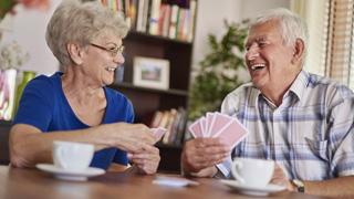 card games for seniors residents