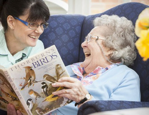 care homes for seniors with mental disease
