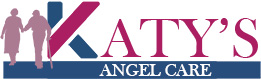 katy's angel care logo